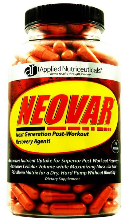 NeoVar 240ct Applied Nutraceuticals