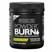 Powder Burn by Rivalus