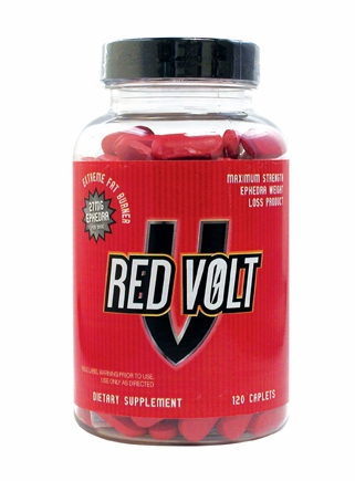 Red Volt 120ct by ASN