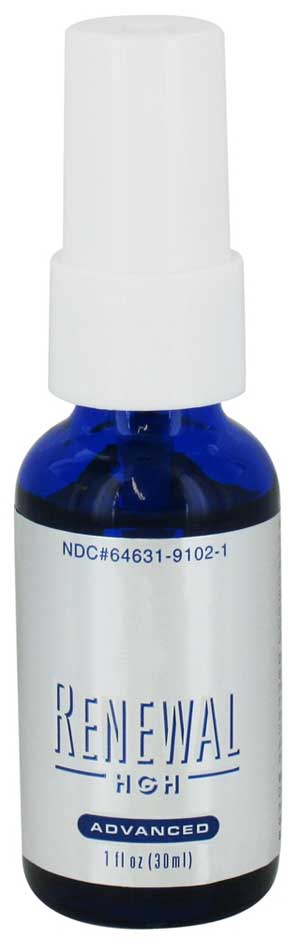 Renewal HGH Advanced 1oz Spray