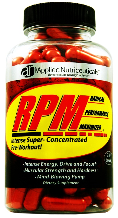 RPM 110 Ct Applied Nutriceuticals