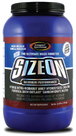 SizeOn Maximum Performance 3.49lbs