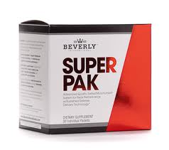 Super Vitamin Pack 30 day Beverly Nutrition