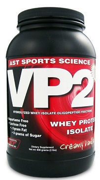 VP2 Whey Isolate 2lb AST
