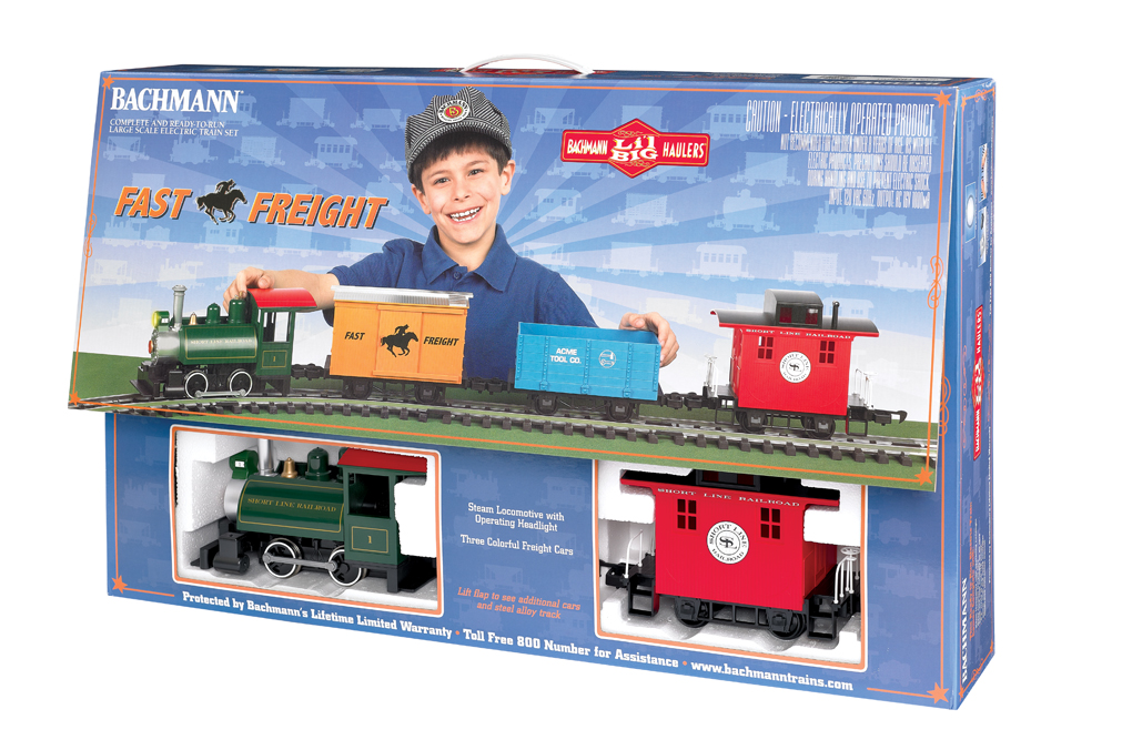 G scale train sets australia