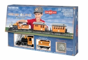 Bachmann Short Line Special Train Set (G Scale)