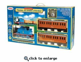 Bachmann Thomas with Annie & Clarabel Large Scale Trian