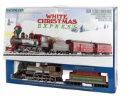 Bachmann White Christmas G Scale Train