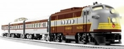 Canadian National FT Passenger Train Set (O Gauge)
