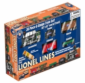 Lionel Adventures Frontierville Train Set (G Scale)