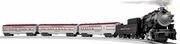 Lionel Chattanooga Express Steam Passenger Set w/LionChief Remote (O Gauge)