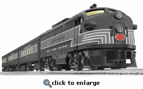 Lionel Grand Central Express Train Set (O Gauge)