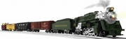 Lionel Horseshoe Curve Freight Train Set (O Gauge)