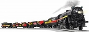 Lionel Jeff Gordon Ready-To-Run Electric Train Set (O Gauge)