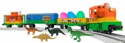 Lionel Junction Dinosaur Diesel LionChief Set