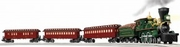 Lionel Pennsylvania 4-4-0 Steam Passenger Train Set (O Gauge)