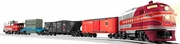 Lionel Rock Island Rocket Freight Train Set (O Gauge)