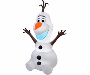 3.5' Olaf Blowup