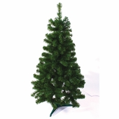 Tacoma <b>Slim</b> Prelit Christmas Tree