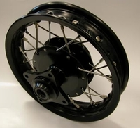 Honda CRF50 Complete Wheel