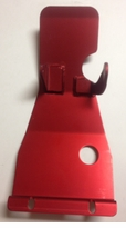 Honda CRF50 Skid Plate by Factory Metals (Red)