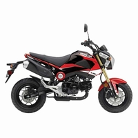 Honda GROM Graphics Kit EVO by Factory Effex