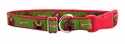 Christmas Dog Collar