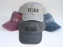 Exclusive YGRR Hats - New Colors!