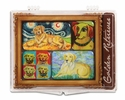 Golden Art Magnet Set