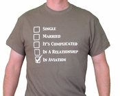 In Aviation, Aviation Shirt