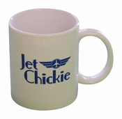 Jet Chickie Coffee Mug