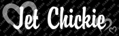 Jet Chickie Decal