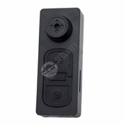 Wireless HD Button Camera Hidden Spy Mini Camcorder