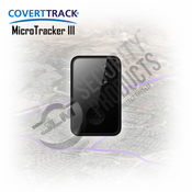 CovertTrack MicroTracker III 3 Live GPS Tracking Device