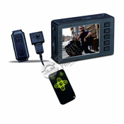 Full HD Law Enforcement Grade Portable DVR and Button Camera Kit