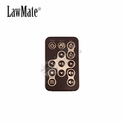 LawMate PI-PV800 IR Remote Control for PV-500 and PV-1000 Series DVR