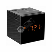 True IP� Sony� Cube Alarm Clock Radio Wireless Internet Surveillance Camera System