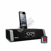 True IP� iHome� iPhone� iPad� iPod Touch� Docking Station Wireless Internet Surveillance Camera System with Built-In IR Night Vision
