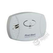 True IP� First Alert� Outlet-Mount Carbon Monoxide Alarm Wireless Internet Surveillance Camera System
