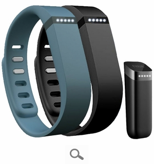 Fitbit Flex Wireless Activity and Sleep Wristband Black or Slate