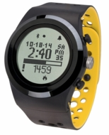 Lifetrak Brite R450 Fitness Monitor (Black Yellow)