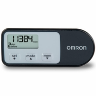 Omron HJ-321 TriAxis Pedometer in Bulk Packaging