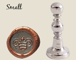 """1/2"""" Mini Designs <br>Wax Seal Stamps"""
