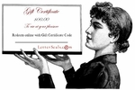 Gift Certificates <br>* Emailed Now * Direct to Recipient