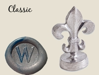 """Papyrus 3/4"""" Initial<br>Wax Seal Stamp"""
