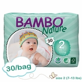 Bambo Nature Mini Premium Baby Diapers - Bag