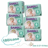 Bambo Nature Mini Premium Baby Diapers - Case