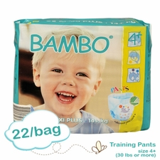 Bambo Premium Training Pants Maxi Plus - Bag