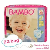 Bambo Premium Training Pants XL Plus - Bag