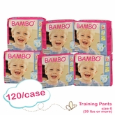 Bambo Premium Training Pants XL Plus - Case